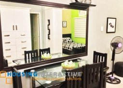 FULLY FURNISHED STUDIO UNIT FOR SALE IN AMAIA STEPS NOVALICHES