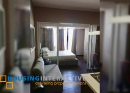 FULLY FURNISHED 1-BEDROOM UNIT FOR SALE IN ACQUA PRIVATE RESIDENCES