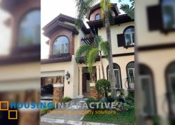FULLY FURNISHED 2-STOREY, 4-BEDROOM HOUSE FOR SALE/RENT IN PORTOFINO SOUTH