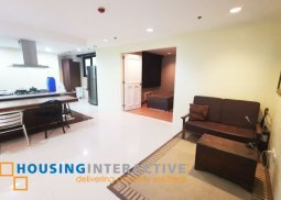 FULLY FURNISHED 2 BEDROOM UNIT FOR RENT AT SKYLINE AT ONE BALETE