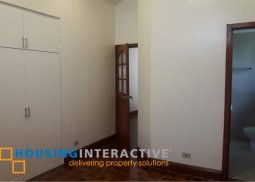 CLASSIC 2-STOREY, 3-BEDROOM HOUSE FOR RENT IN SAN LORENZO VILLAGE