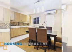TIMELESS SEMI-FURNISHED 2-STOREY, 4-BEDROOM HOUSE WITH BALCONY FOR SALE IN QUEZON CITY