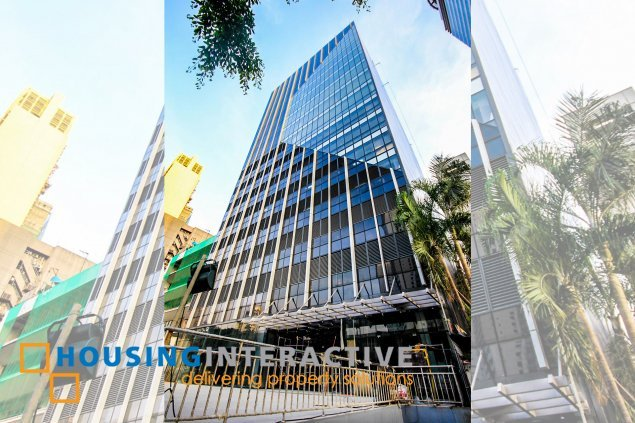 "Graded ""A"" Office space for lease Gil Puyat, Makati"