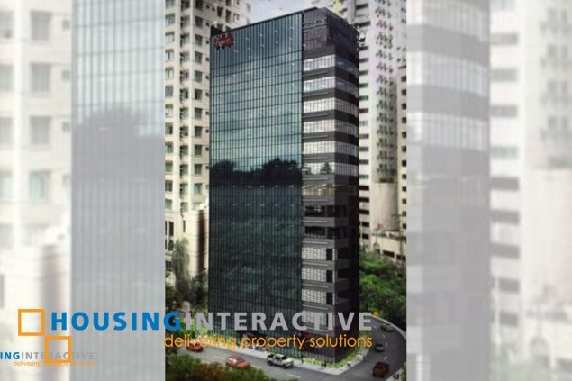"Graded ""A"" Makati Office Rental"