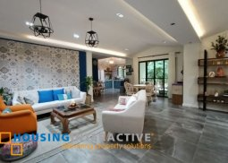 TIMELESS FULLY FURNISHED 2-STOREY, 6-BEDROOM HOUSE FOR SALE/RENT IN PUNTA FUEGO