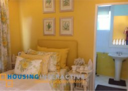 FULLY FURNISHED 2-STOREY, 4-BEDROOM HOUSE FOR RENT IN PORTOFINO SOUTH