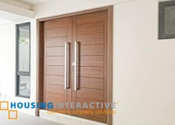 BRAND NEW 4-STOREY, 4-BEDROOM TOWNHOUSE FOR SALE IN SAN JUAN