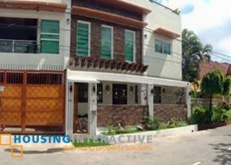 LUXURIOUS FULLY FURNISHED 2-STOREY, 4-BEDROOM DUPLEX HOUSE FOR SALE IN PARAISO SUBDIVISION