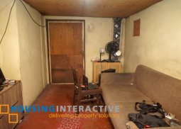 LOT WITH OLD HOUSE FOR SALE IN PASIG CITY
