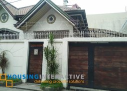 SPACIOUS 2-STOREY, 4-BEDROOM HOUSE FOR RENT IN PARAÑAQUE