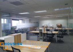 Fitted space for lease in Ortigas