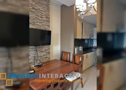 FULLY FURNISHED 1-BEDROOM UNIT FOR RENT IN SEA RESIDENCES