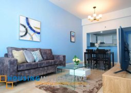 FULLY FURNISHED 1 BEDROOM UNIT FOR RENT AT MARINA RESIDENTIAL SUITES