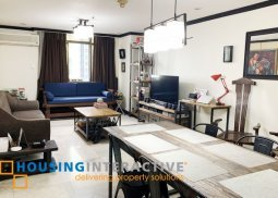 SEMI-FURNISHED 2 BEDROOM UNIT FOR RENT AT AIC GOLD TOWER