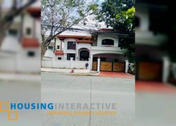 SEMI-FURNISHED 2-STOREY, 7-BEDROOM HOUSE FOR RENT IN MULTINATIONAL VILLAGE