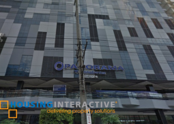 Warm shell office space for rent in Quezon City