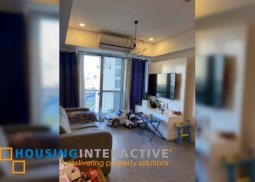 FULLY FURNISHED 2-BEDROOM UNIT FOR SALE IN BAY GARDEN