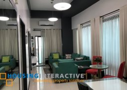 Beautiful 1br condo unit for rent at The One Central Park Quezon City