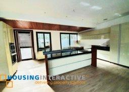 BRAND NEW 2-STOREY, 5-BEDROOM HOUSE FOR SALE IN AYALA ALABANG VILLAGE