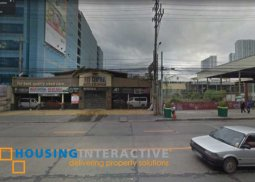 COMMERCIAL LOT FOR SALE ALONG NORTH EDSA
