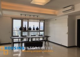 SEMI FURNISHED 3 BEDROOM UNIT FOR RENT AT ONE SERENDRA