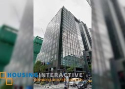 Fitted office space for lease in BGC