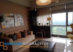 FULLY FURNISHED 1-BEDROOM UNIT FOR RENT IN BELLAGIO THREE