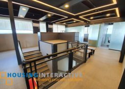 BRAND NEW 7-STOREY COMMERCIAL BUILDING WITH LOT FOR SALE IN QUEZON CITY