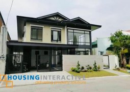 BARE 2-STOREY, 5-BEDROOM HOUSE FOR SALE IN BF HOMES