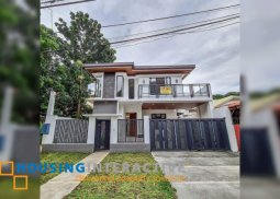 BARE 2-STOREY, 4-BEDROOM HOUSE FOR SALE IN FILINVEST, QUEZON CITY