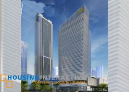 Office Space unit for lease in BGC