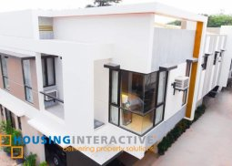 FULLY FURNISHED 2-STOREY, 3-BEDROOM DUPLEX FOR SALE IN QUEZON CITY