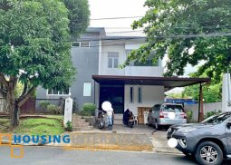 SEMI-FURNISHED 2-STOREY, 4-BEDROOM HOUSE FOR RENT IN ALABANG HILLS