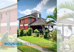 FULLY FURNISHED 2-STOREY, 4-BEDROOM HOUSE FOR SALE IN CANYON WOODS