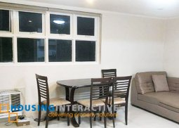 FULLY FURNISHED 1-BEDROOM UNIT FOR RENT IN ONE LAFAYETTE