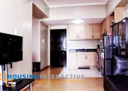 FULLY FURNISHED 1-BEDROOM UNIT FOR RENT IN AVANT
