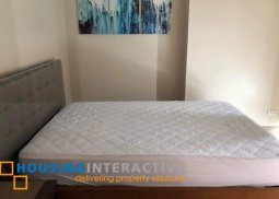 FULLY FURNISHED 2-BEDROOM UNIT FOR SALE/RENT IN ONE UPTOWN RESIDENCES