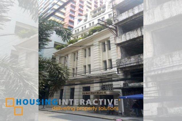 Manila office rental in Binondo