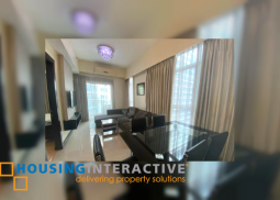 FULLY FURNISHED 2-BEDROOM UNIT FOR RENT IN CRESCENT PARK RESIDENCES