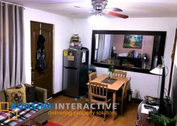 FULLY FURNISHED 2-BEDROOM UNIT WITH BALCONY FOR SALE IN THE HAMPTON GARDENS