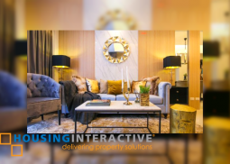 FULLY FURNISHED 3-BEDROOM UNIT FOR RENT IN THE SALCEDO SKYSUITES
