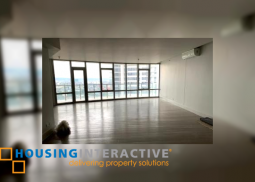 BARE 3-BEDROOM UNIT FOR RENT IN THE PROSCENIUM