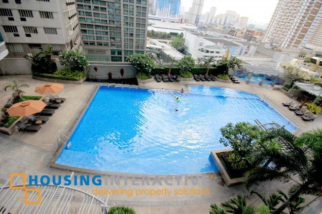 Lovely 1br condo unit for rent at The St. Francis Shangri-la Place
