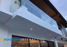 FULLY FURNISHED 2-STOREY, 4-BEDROOM HOUSE WITH BALCONIES FOR SALE IN HILLSBOROUGH, ALABANG