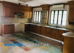 BARE 2-STOREY, 6-BEDROOM HOUSE WITH POOL FOR RENT IN AYALA ALABANG
