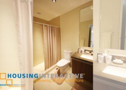 Captivating 1 br condo unit for sale at The Shang Salcedo Place Makati