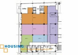 Makati Commercial space for lease, ideal for bank use