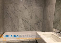 FULLY FURNISHED 2BR UNIT FOR LEASE IN TRUMP TOWER MAKATI