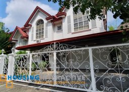 A Neo-Classical House for Rent at Ayala Alabang Village