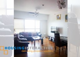 FULLY FURNISHED 2 BEDROOM UNIT FOR RENT AT THE RESIDENCES AT GREENBELT